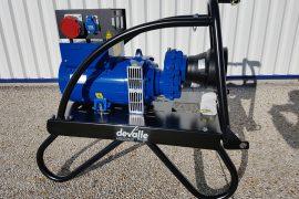 groupe electrogene prise de force tracteur devalle 7