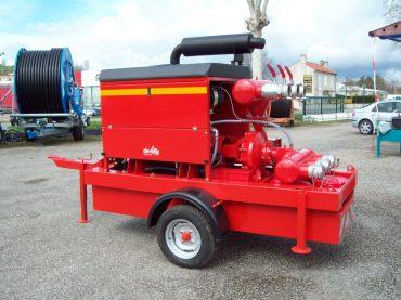 groupe motopompe incendie mobile devalle 5